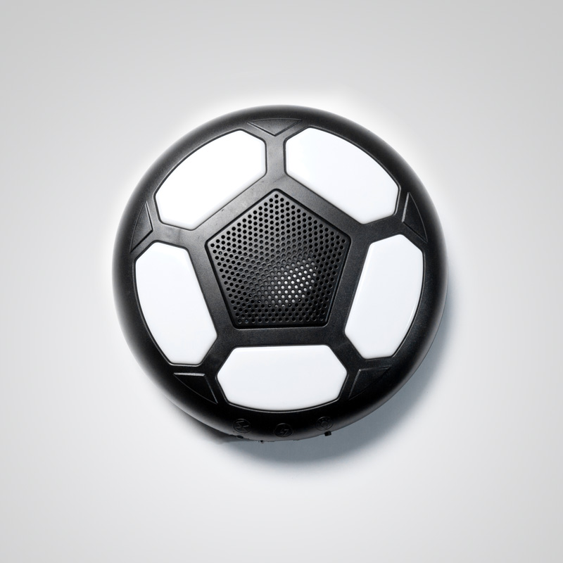Lámpara de audio de fútbol de Bluetooth